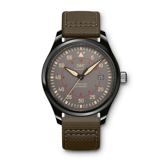 IWC Pilot's Watch Mark XVIII Top Gun Miramar