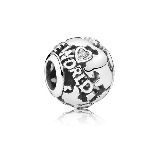 Pandora Around the World Charm