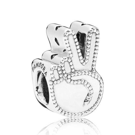 Pandora Symbol of Peace Charm