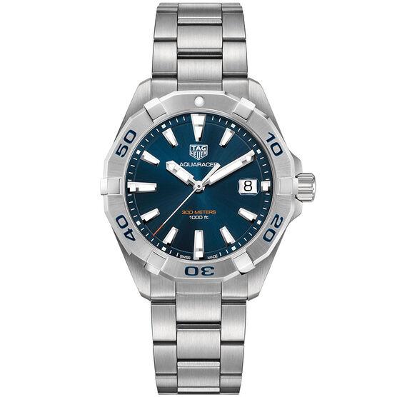 TAG Heuer Aquaracer Blue Dial Quartz Watch