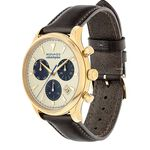 Movado Heritage Chronograph Yellow Ion Watch