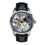 Tissot T-Complication Squelette Skeleton Dial Mechanical Watch, 43mm