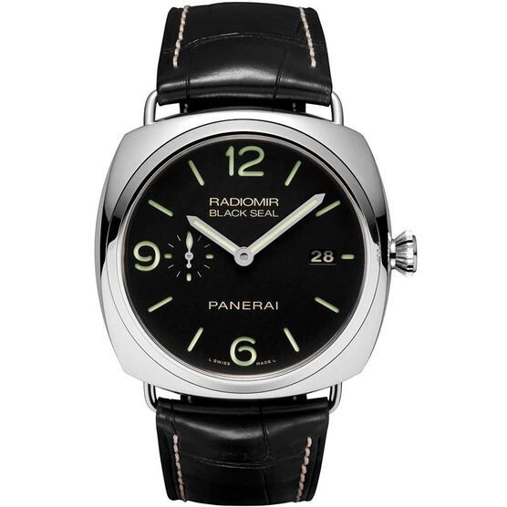 PANERAI Radiomir Black Seal Automatic Acciaio Watch