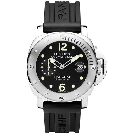 PANERAI Luminor Submersible Automatic Acciaio Watch