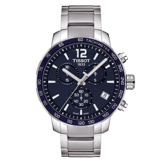 Tissot Quickster Chronograph Watch, 42mm