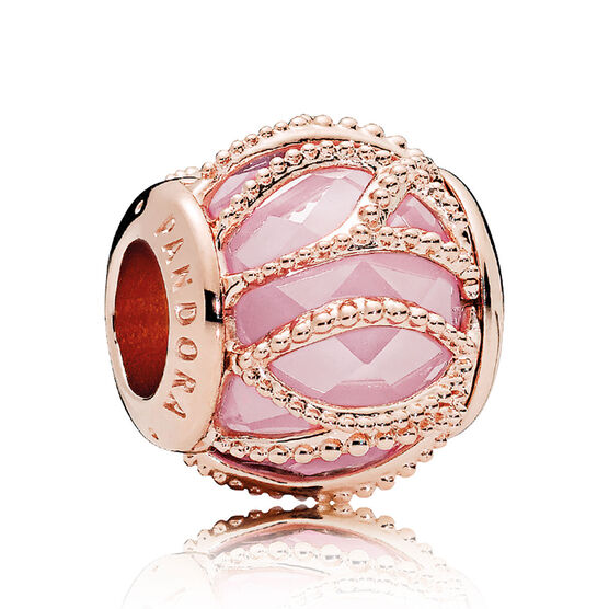 Pandora Rose™ Intertwining Radiance CZ Charm