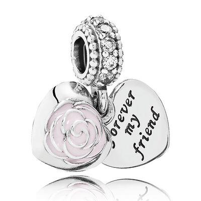 Pandora Mother's Rose Charm