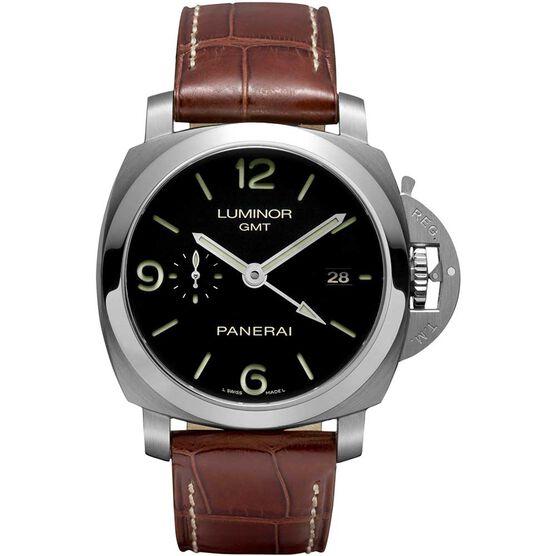 PANERAI Luminor 1950 GMT Automatic Acciaio Watch