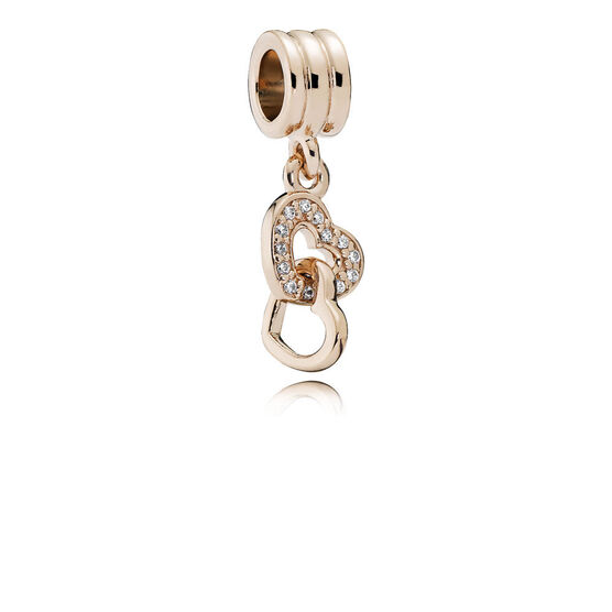 PANDORA Rose™ Interlocking Love Charm