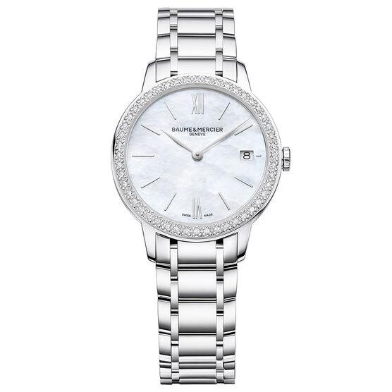 Baume & Mercier CLASSIMA Lady's 10478 Diamond Watch