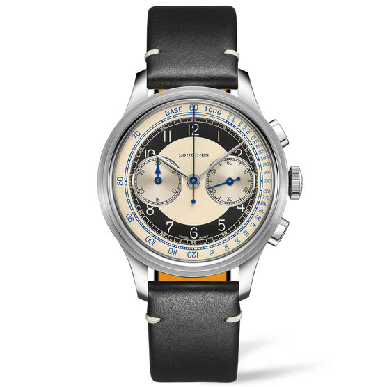 Longines Heritage Classic Automatic Chronograph Watch, 38mm