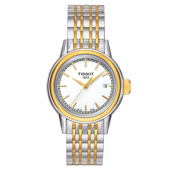 Tissot T-Classic Carson Lady's Watch, 29.5mm