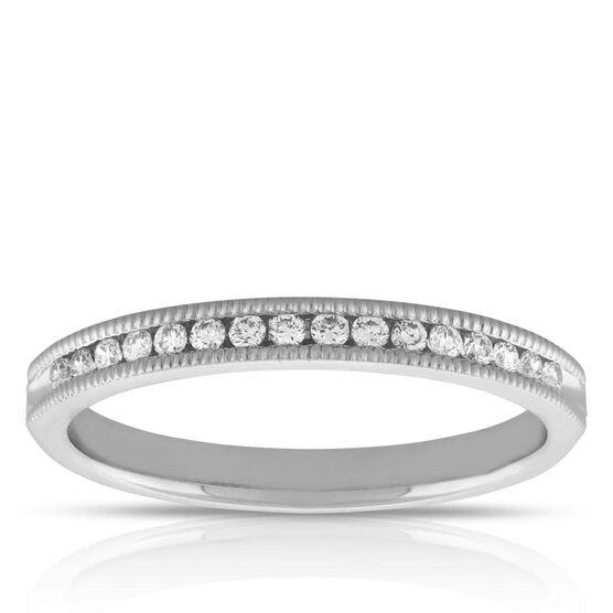 Diamond Ring 14K, 1/7 ctw.