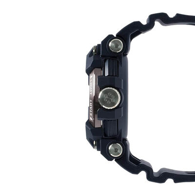 G-Shock Master of G Frogman Solar Bluetooth Black Strap Watch, 56.7mm