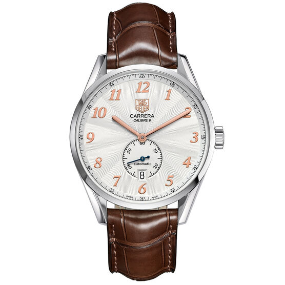 TAG Heuer Carrera Heritage Calibre 6 Automatic Watch