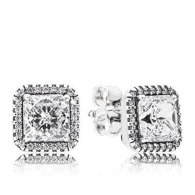 PANDORA Timeless Elegance Stud Earrings