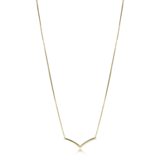 Pandora Shine Wishbone Collier Necklace 367803 45 Ben