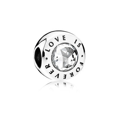PANDORA Love is Forever Charm Gift