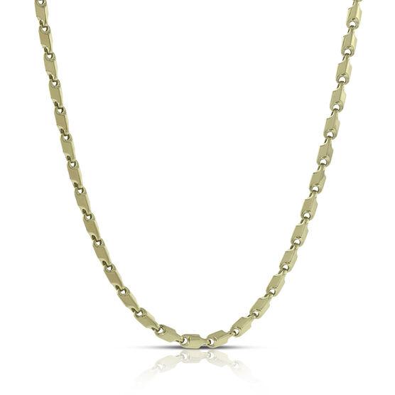 Toscano Link Necklace 14K