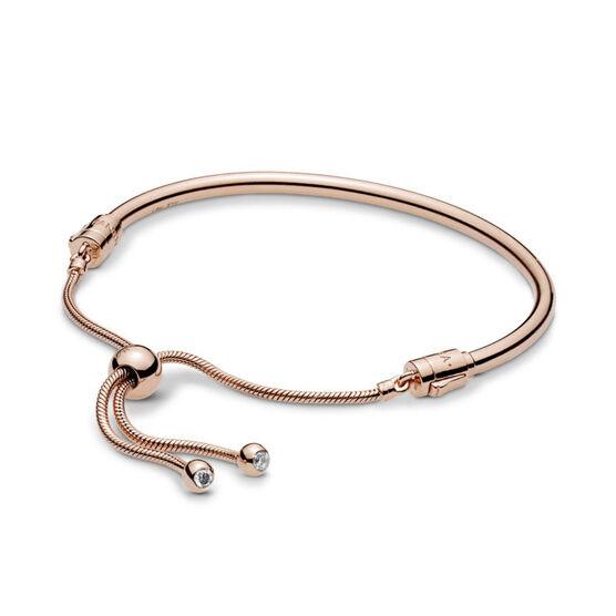 Pandora Rose™ CZ Sliding Bangle Bracelet
