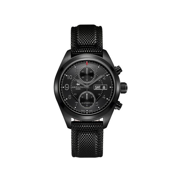 Hamilton Khaki Field Auto Chrono Watch