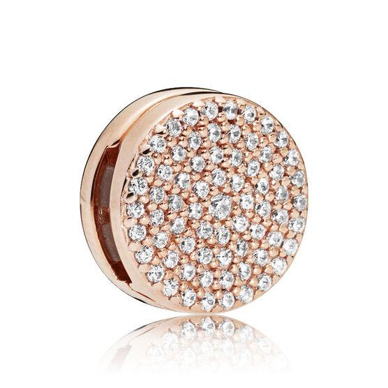 Pandora Reflexions™ Pandora Rose™ Dazzling Elegance CZ Clip Charm