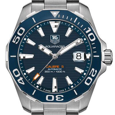 TAG Heuer Aquaracer Caliber 5 Ceramic Automatic Watch