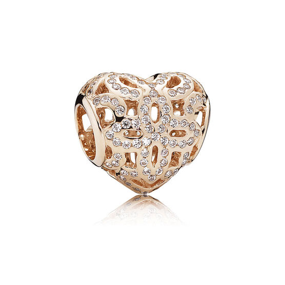 PANDORA Rose™ Love & Appreciation Charm