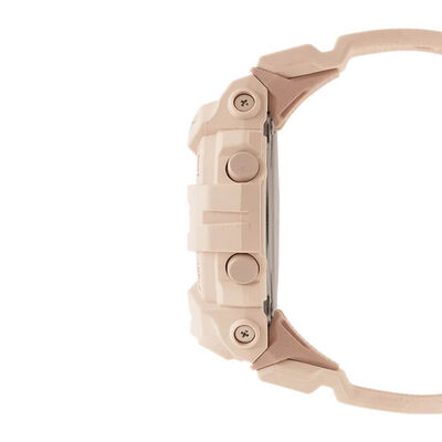 G-Shock G-Squad Light Pink Digital Bluetooth Watch, 50.7mm