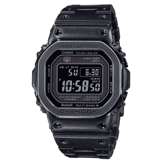 Limited Edition G-Shock Full Metal 5000 Connected Bluetooth Solar Watch