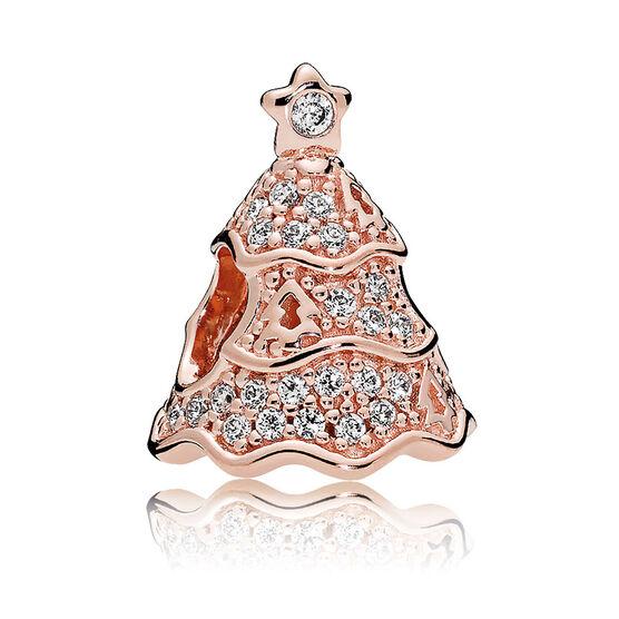 PANDORA Rose™ Twinkling Christmas Tree CZ Charm