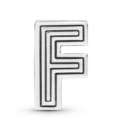 Pandora Reflexions™ Letter F Clip Charm