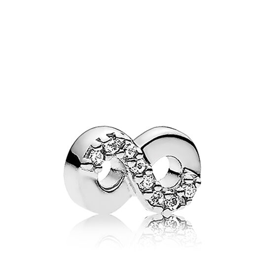 Pandora Petite Locket CZ Infinity Charm
