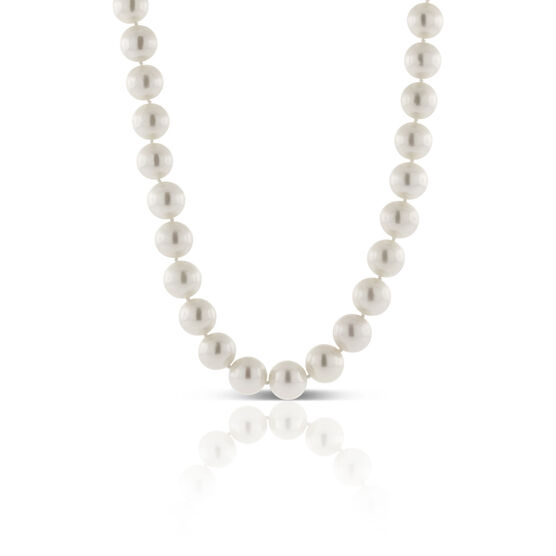 Cultured Freshwater Pearl Strand 14K