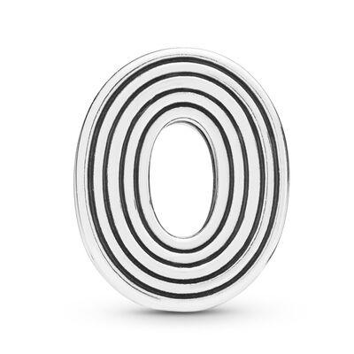 Pandora Reflexions™ Letter O Clip Charm