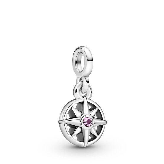Pandora Me My Compass Crystal Dangle Charm