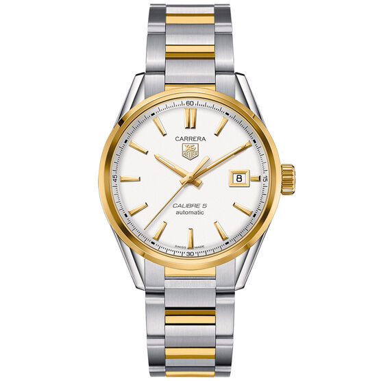 TAG Heuer Carrera 14K Caliber 5 Automatic Watch