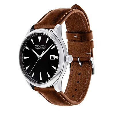 Movado Heritage Calendoplan Watch