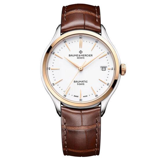 Baume & Mercier CLIFTON BAUMATIC 10401 Watch
