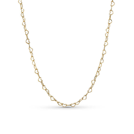 Pandora Shine™ Joined Hearts Adjustable Length Necklace