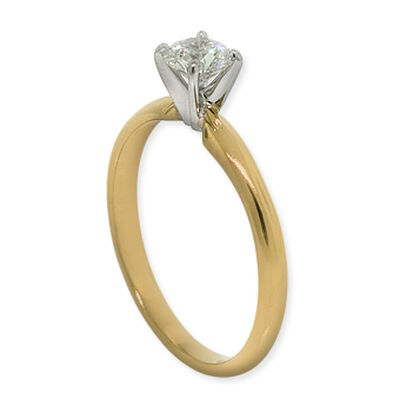 Ikuma Canadian Diamond Ring 14K, 3/8 ct.