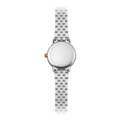 Raymond Weil Toccatta Two-Tone Diamond Index Watch, 29mm