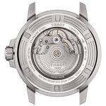 Tissot Seastar 1000 Powermatic 80 Green Dial Steel Watch, 43mm