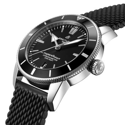 Breitling Superocean Heritage B20 Automatic 44 Black Dial Watch