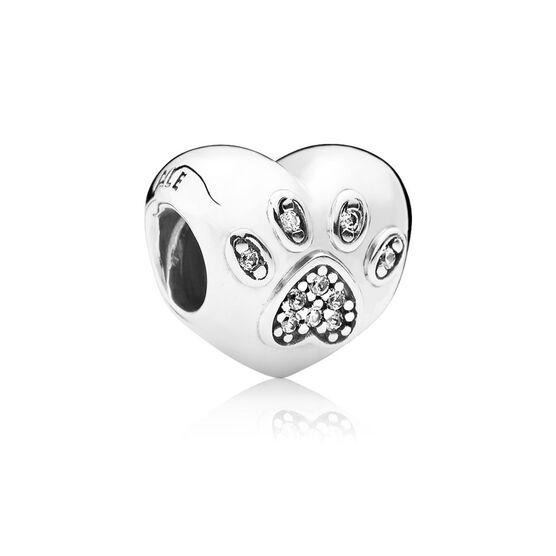 PANDORA I Love My Pet Heart Charm