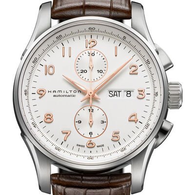 Hamilton Maestro Automatic Chronograph Watch