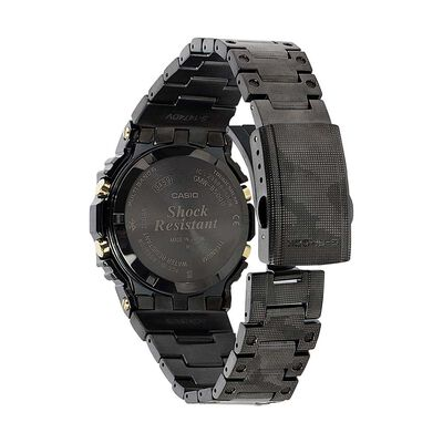 G-Shock Full Metal 5000 Titanium Camo Bluetooth Solar Watch
