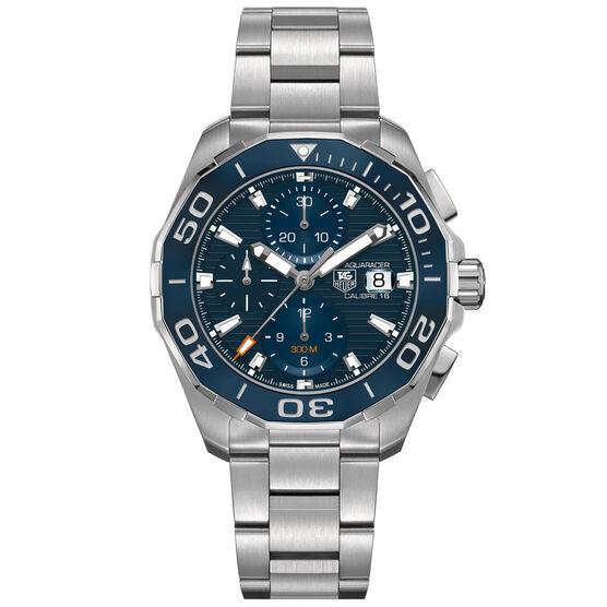 TAG Heuer Aquaracer Caliber 16 Automatic Chronograph Ceramic Watch