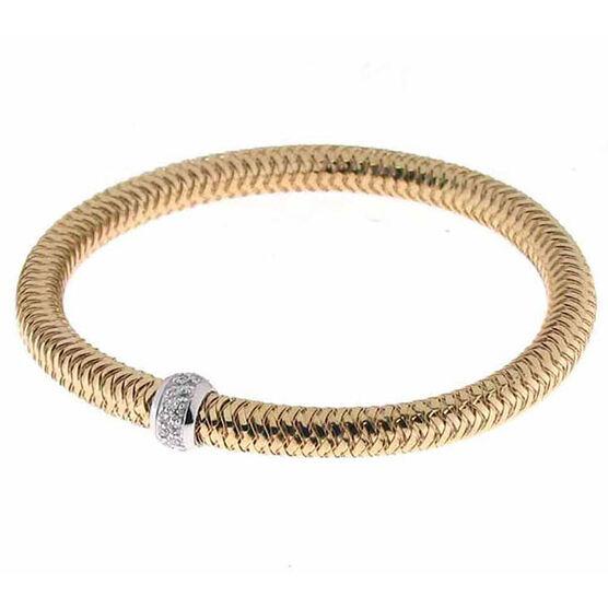 Roberto Coin Primavera Diamond Bracelet 18K