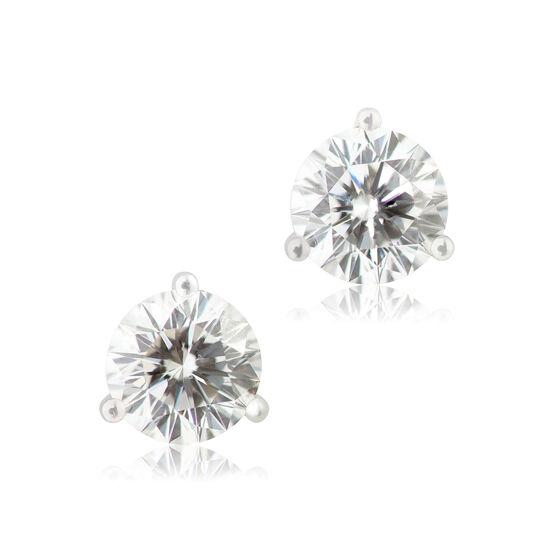 Signature Forevermark Diamond Earrings 18K, 1.5 ctw.